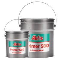 Akfix  PRIMER S80Двухкомпонентный грунт на эпоксидной основе