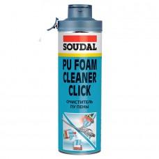 SOUDAL — Foam Cleaner Click & Clean растворитель для очистки пистолетов