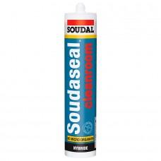 SOUDAL  Soudaseal Cleanroom клей-герметик гибридный