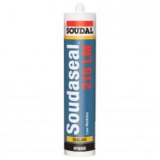 SOUDAL  Soudaseal 215 LM герметик гибридный 600мл