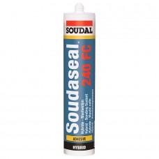 SOUDAL  Soudaseal 240 FC клей-герметик гибридный 600мл
