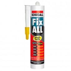 SOUDAL  Fix All Hight Tack клей-герметик гибридный 290мл