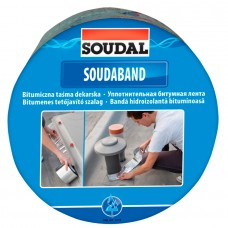 SOUDAL  Soudaband алюминиевая лента для крыши 22,5 см