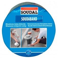 SOUDAL  Soudaband алюминиевая лента для крыши 10 см