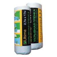 ULTIMA Плёнка укрывная 2,7 м х 17 м с малярной лентой