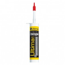 ULTIMA 301 — клей для стеновых и потолочных панелей